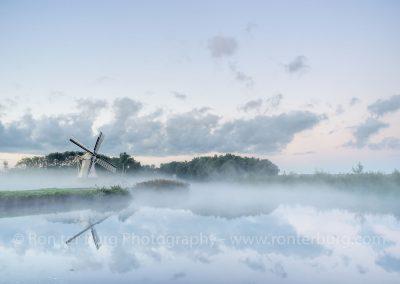 De Witte Molen; The White Mill